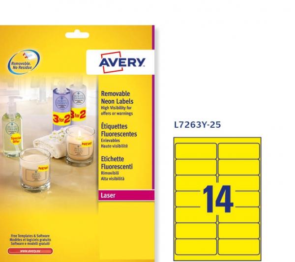 12 etichette per foglio 25 fogli A4 Etichette Adesive bianche opaco 97 x 42,3 mm